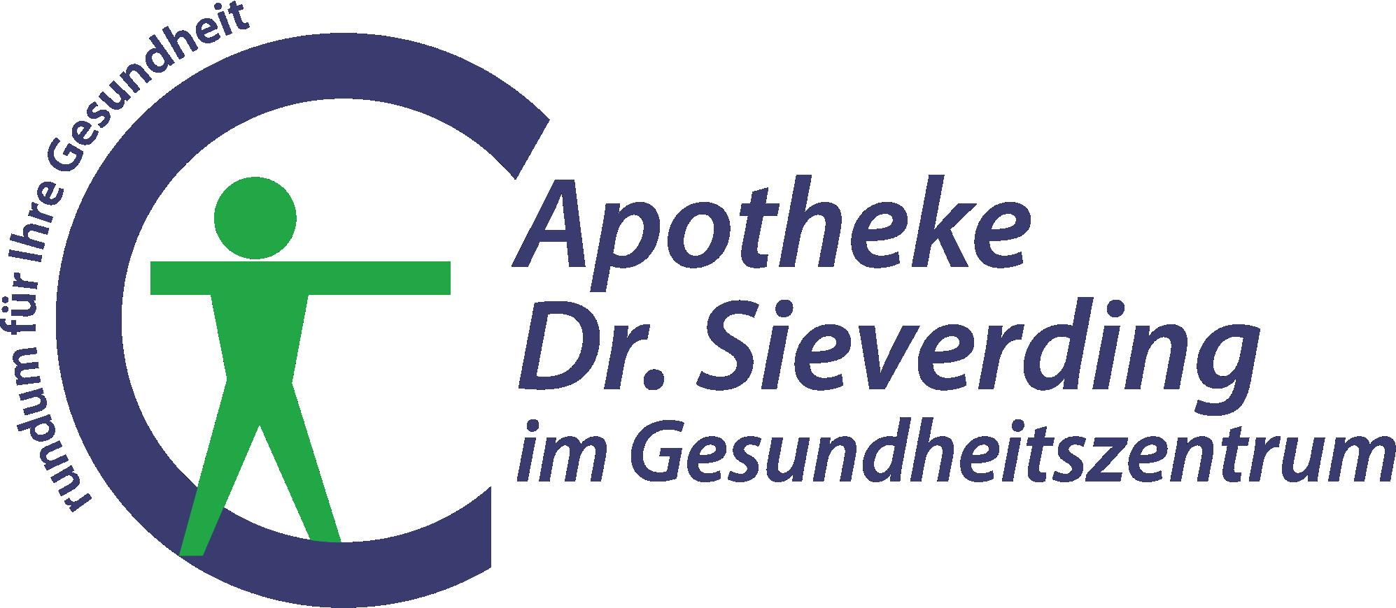 Logo der Apotheke Dr. Sieverding