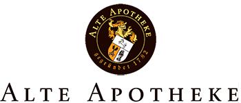 Logo der Alte Apotheke