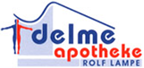 Logo der Delme-Apotheke