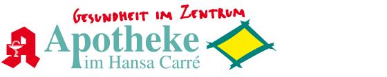 Logo der Apotheke im Hansa Carré