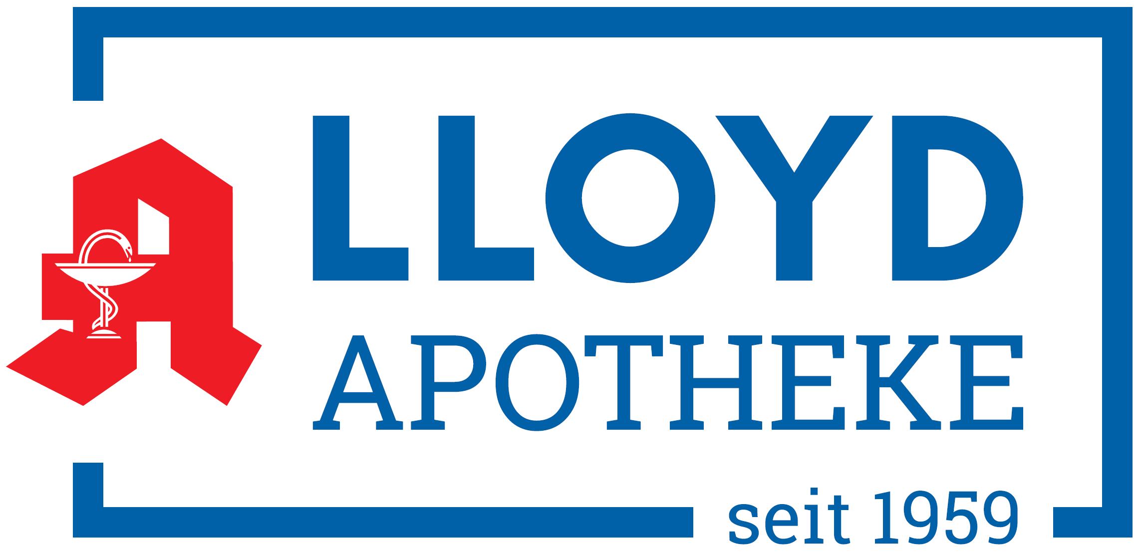 Logo der Lloyd-Apotheke