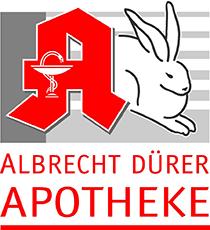 Logo der Albrecht Dürer-Apotheke
