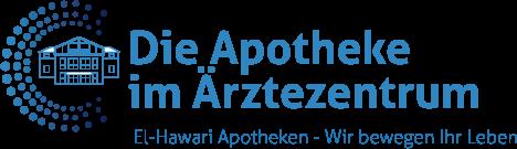 Logo der Die Apotheke im Ärztezentrum