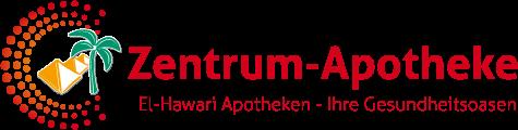 Logo der Zentrum-Apotheke