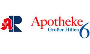 Logo der Apotheke Großer Hillen 6