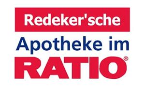 Logo der Redekersche Apotheke im Ratio