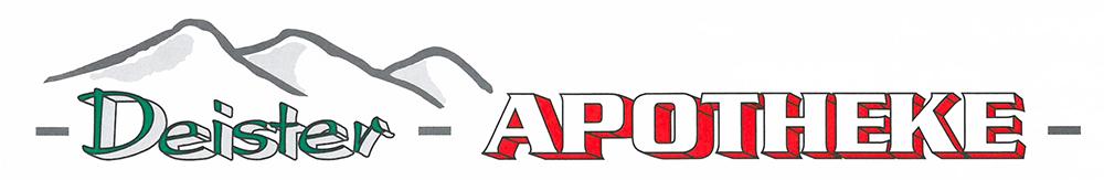 Logo der Deister-Apotheke