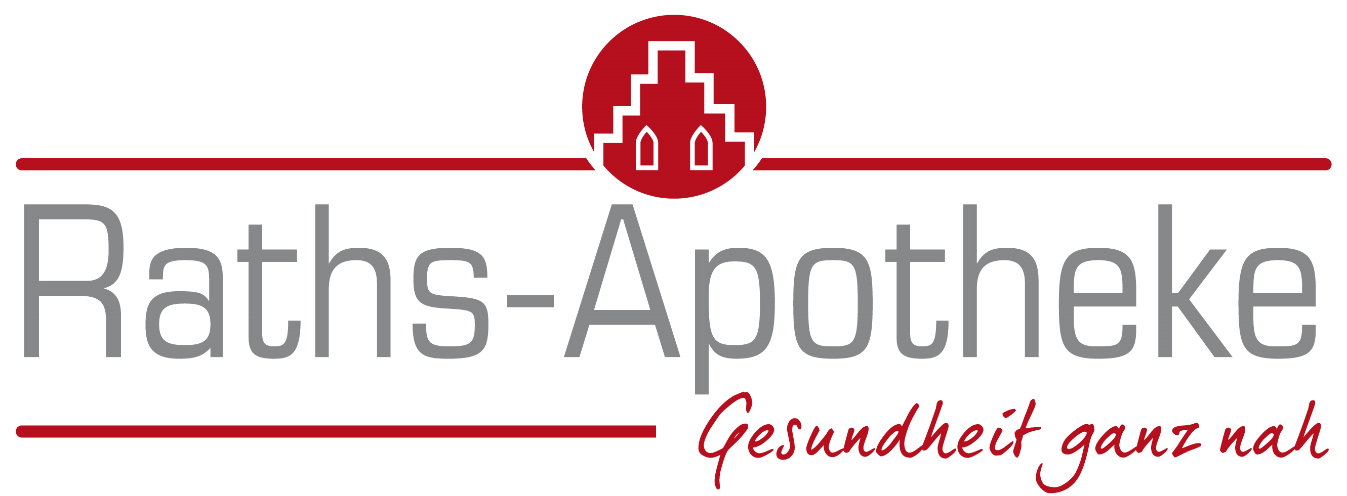 Logo der Raths-Apotheke