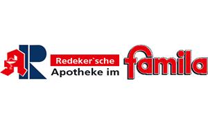 Logo Redeker´sche Apotheke im famila