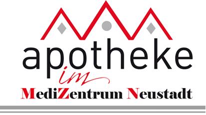 Logo der Apotheke im MediZentrum