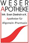 Logo der Weser-Apotheke
