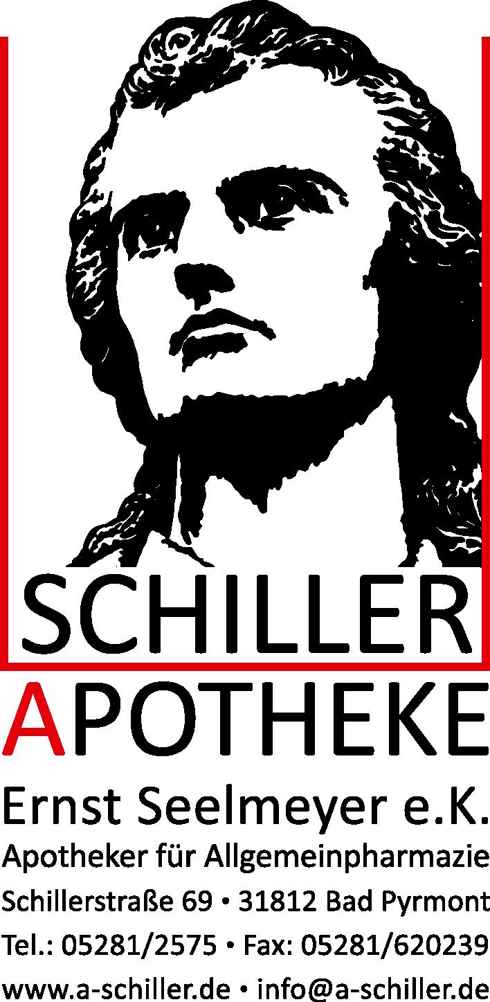 Logo der Schiller-Apotheke