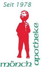 Logo der Mönch Apotheke
