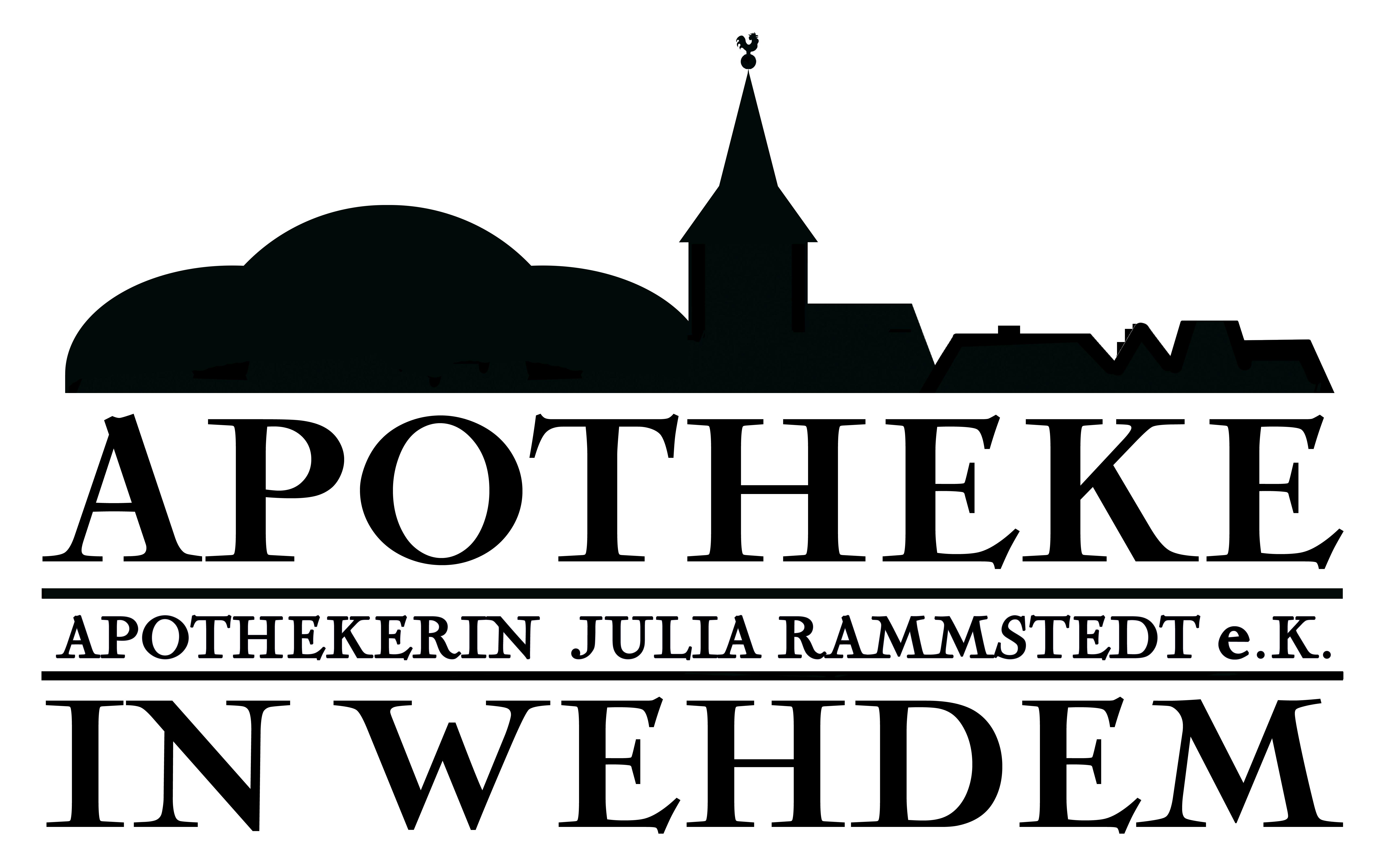 Logo der Apotheke in Wehdem