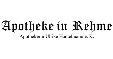 Logo der Apotheke in Rehme
