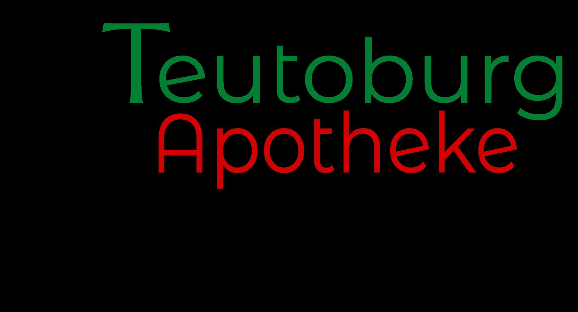 Logo der Teutoburg-Apotheke