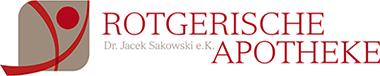 Logo der Rotgerische Apotheke