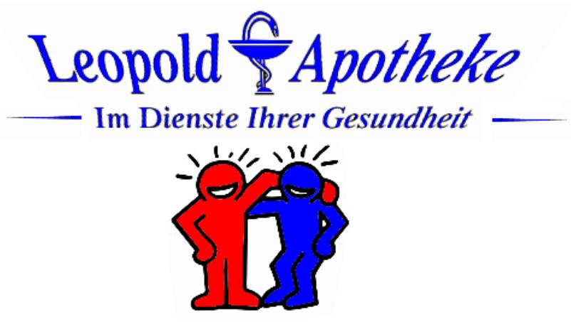 Logo der Leopold-Apotheke