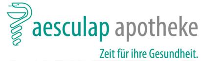 Logo der Aesculap-Apotheke
