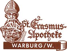 Logo der St. Erasmus-Apotheke