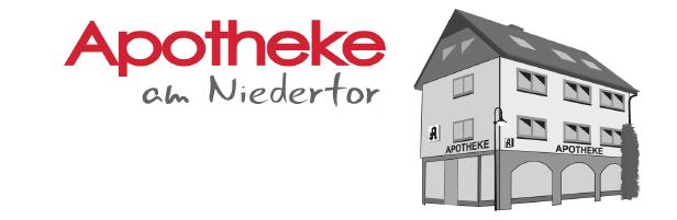 Logo der Apotheke am Niedertor