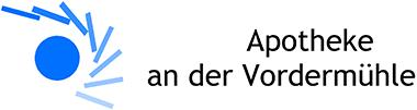 Logo der Apotheke an der Vordermühle