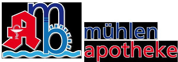 Logo der Mühlen-Apotheke