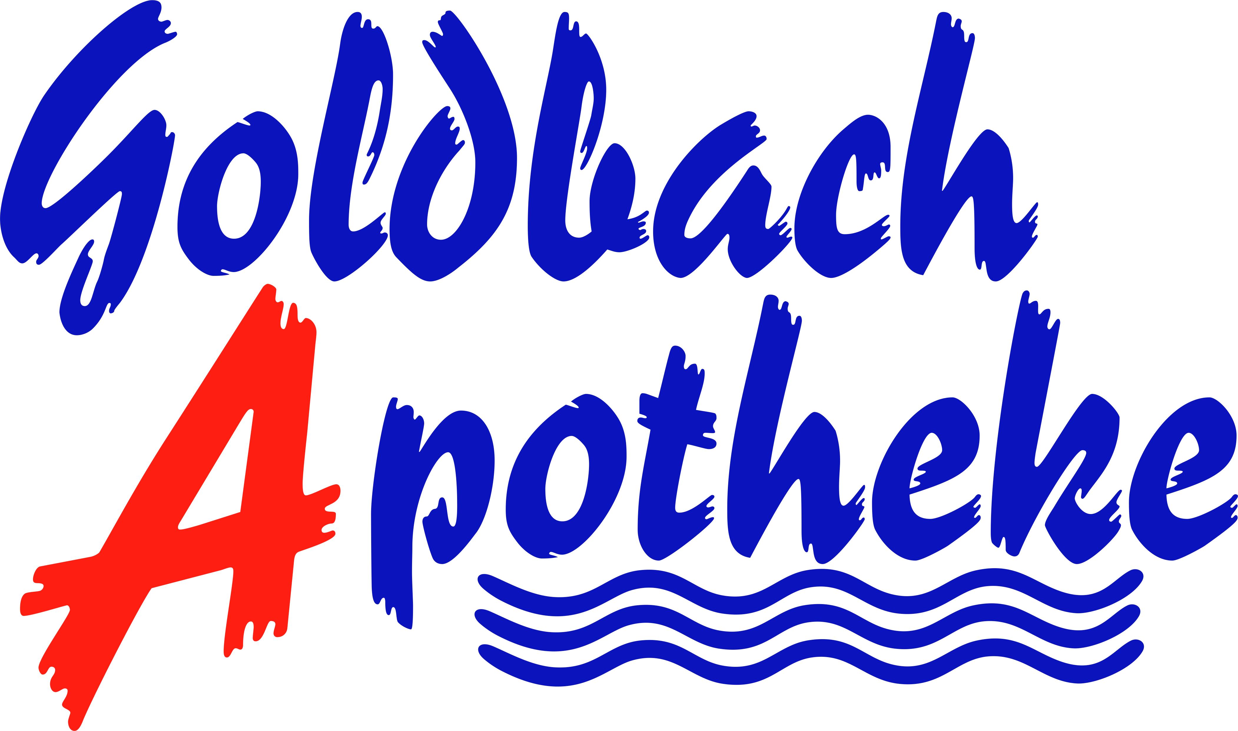 Logo der Goldbach-Apotheke