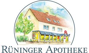 Logo der Rüninger-Apotheke