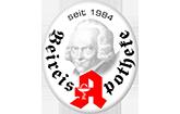 Logo der Beireis-Apotheke