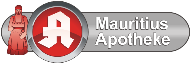 Logo der Mauritius-Apotheke