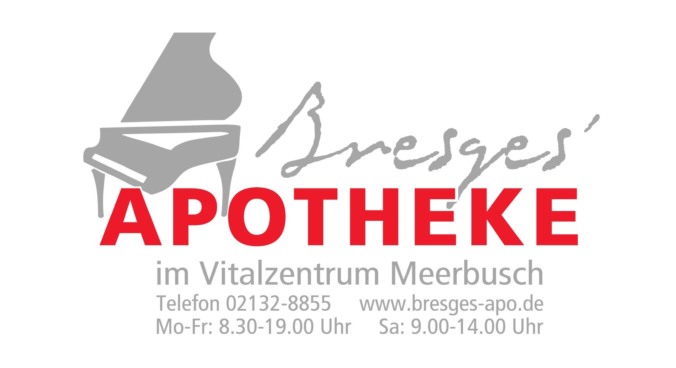 Logo der Bresges' Apotheke