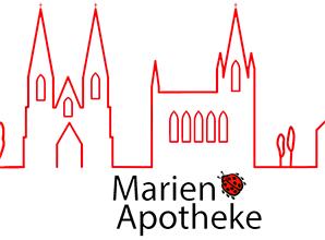 Logo der Marien-Apotheke Amern