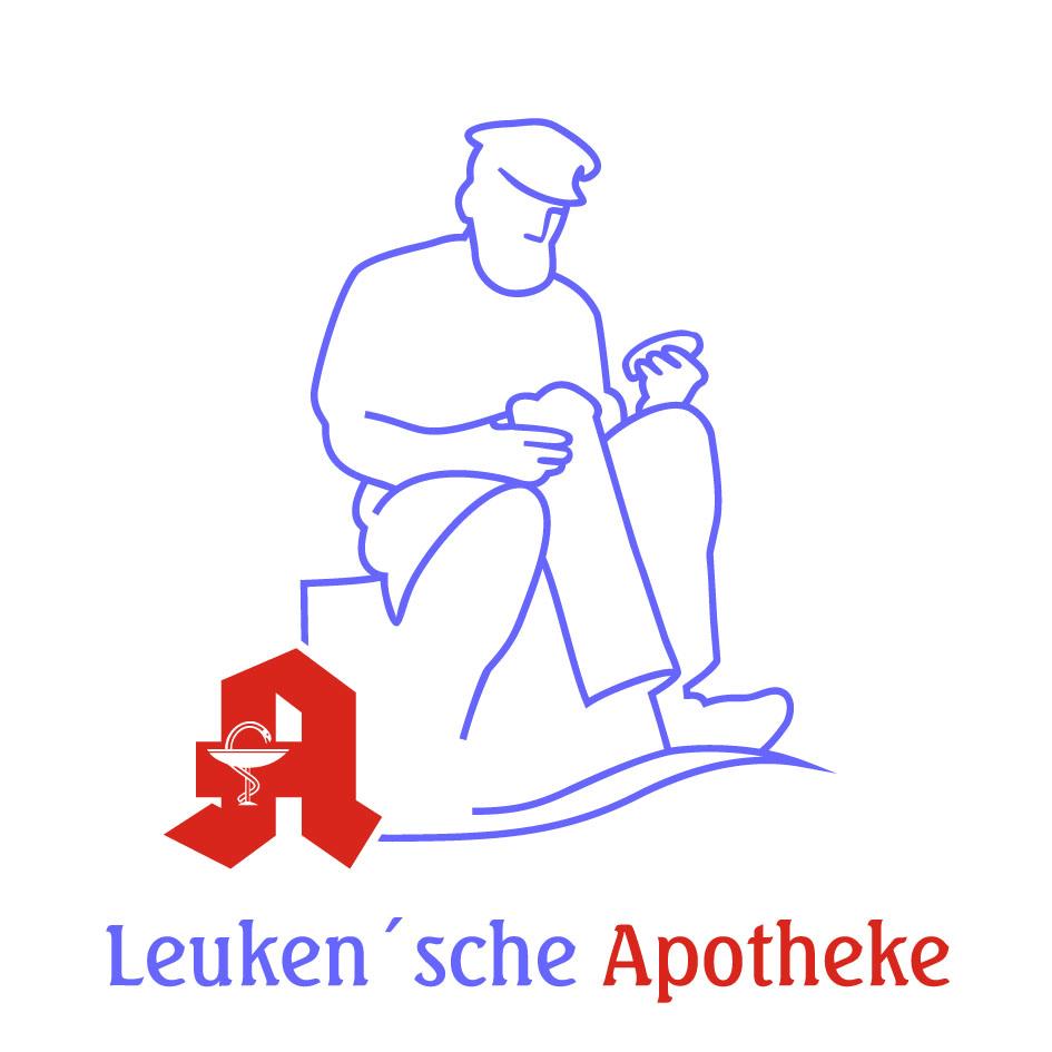 Logo der Leuken'sche-Apotheke