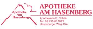 Logo der Apotheke am Hasenberg