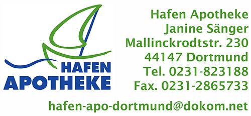 Logo der Hafen-Apotheke