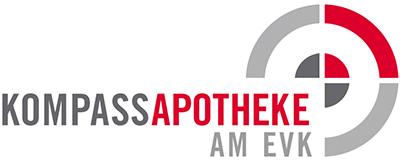 Logo der Kompass Apotheke am EVK