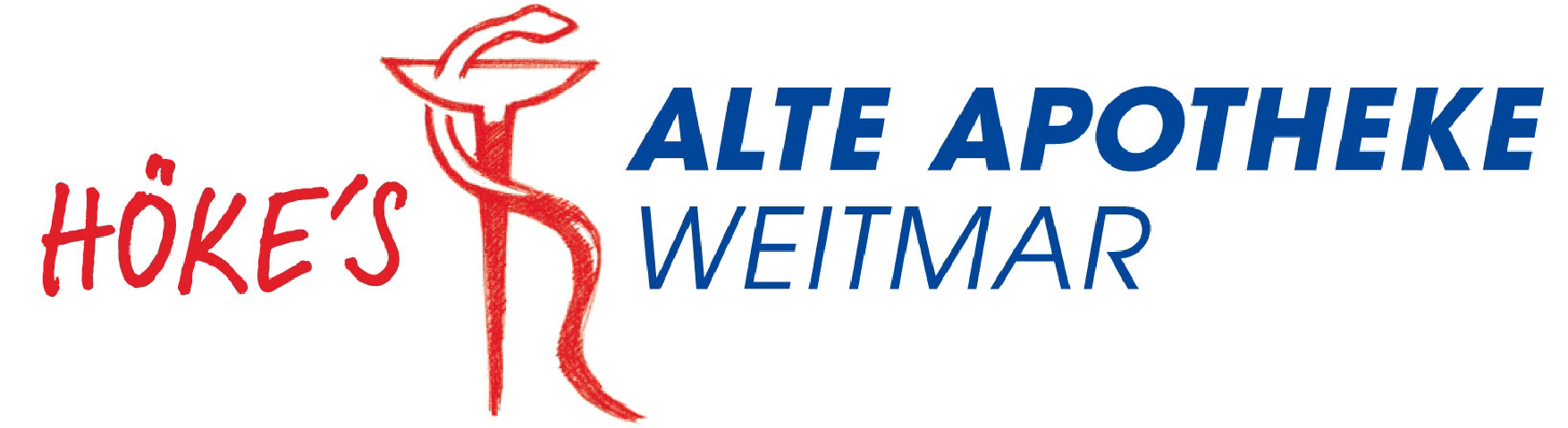 Logo der Hökes Alte Apotheke Weitmar