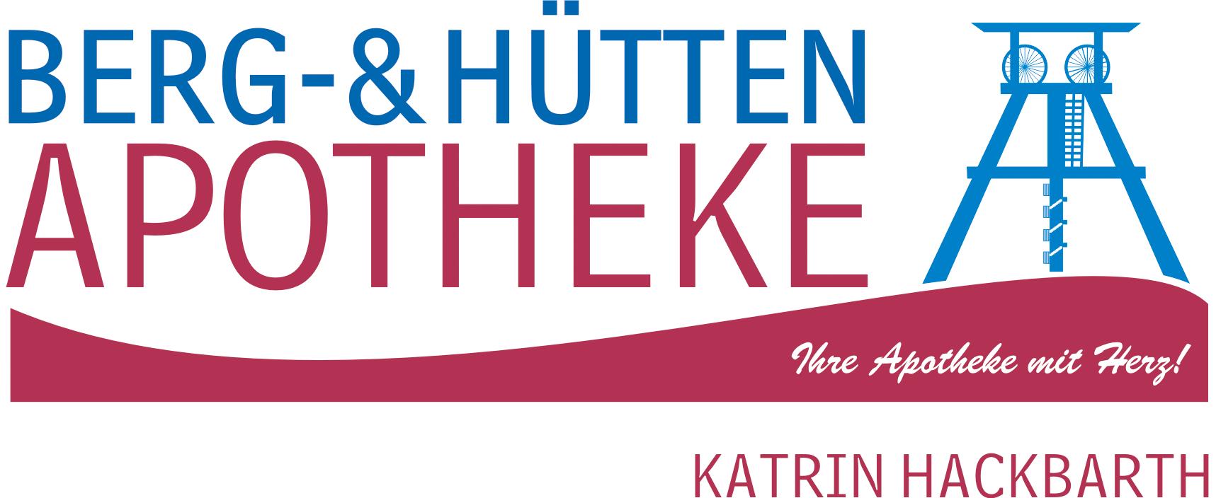 Logo der Berg- und Hütten-Apotheke