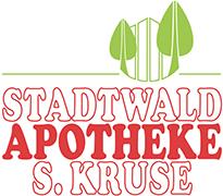 Logo der Stadtwald Apotheke S. Kruse