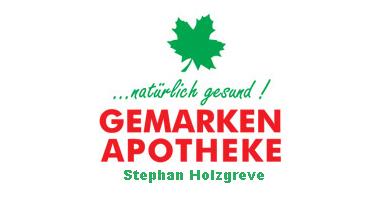 Logo der Gemarken-Apotheke