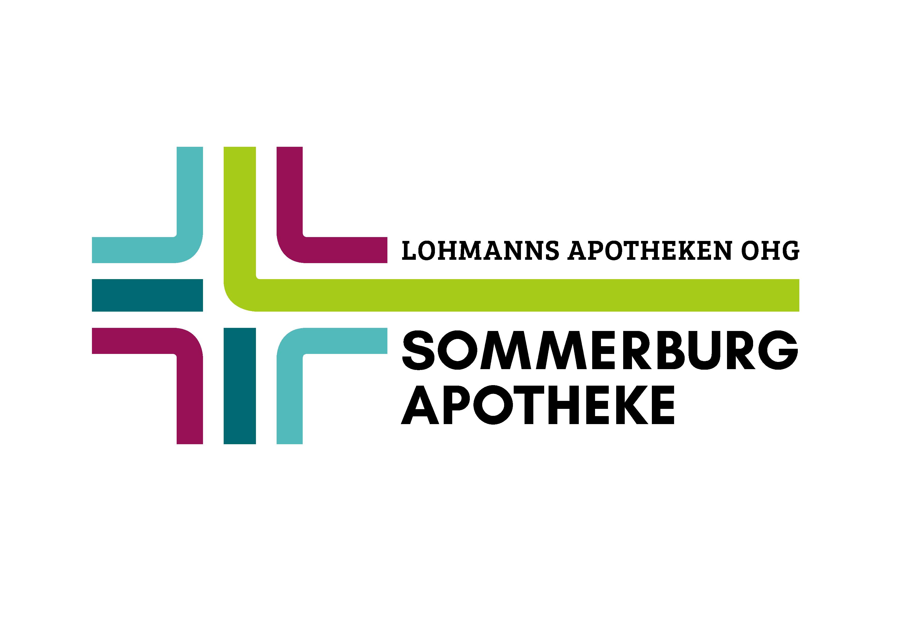 Logo der Sommerburg-Apotheke, Lohmanns Apotheken OHG
