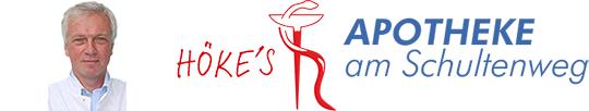 Logo der Apotheke am Schultenweg