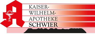 Logo der Kaiser-Wilhelm-Apotheke Ewald & Schwier OHG