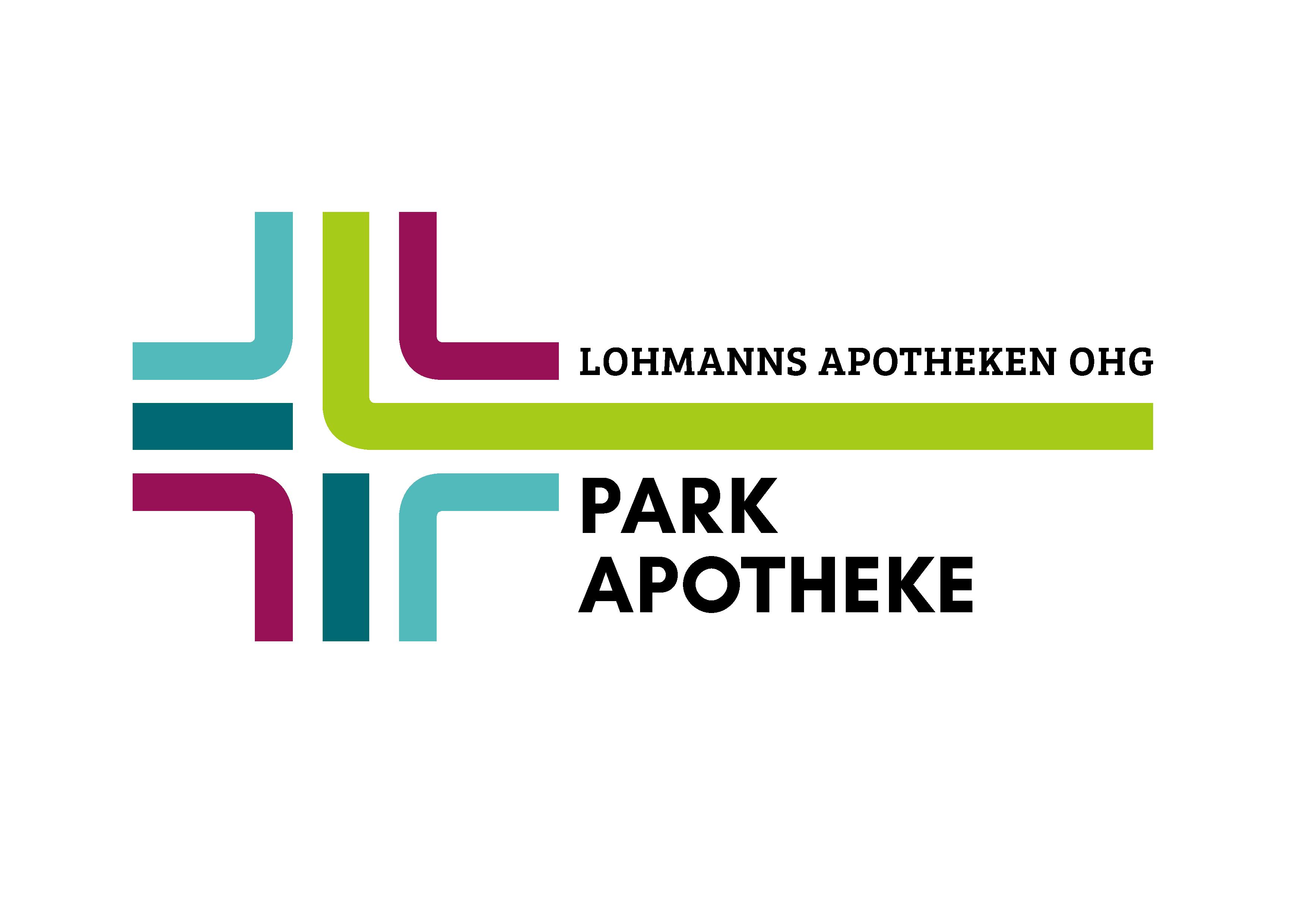Logo der Park-Apotheke, Lohmanns Apotheken OHG