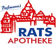 Logo der Bußmann's Rats-Apotheke