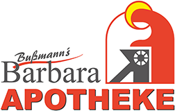 Logo der Bußmann's Barbara-Apotheke