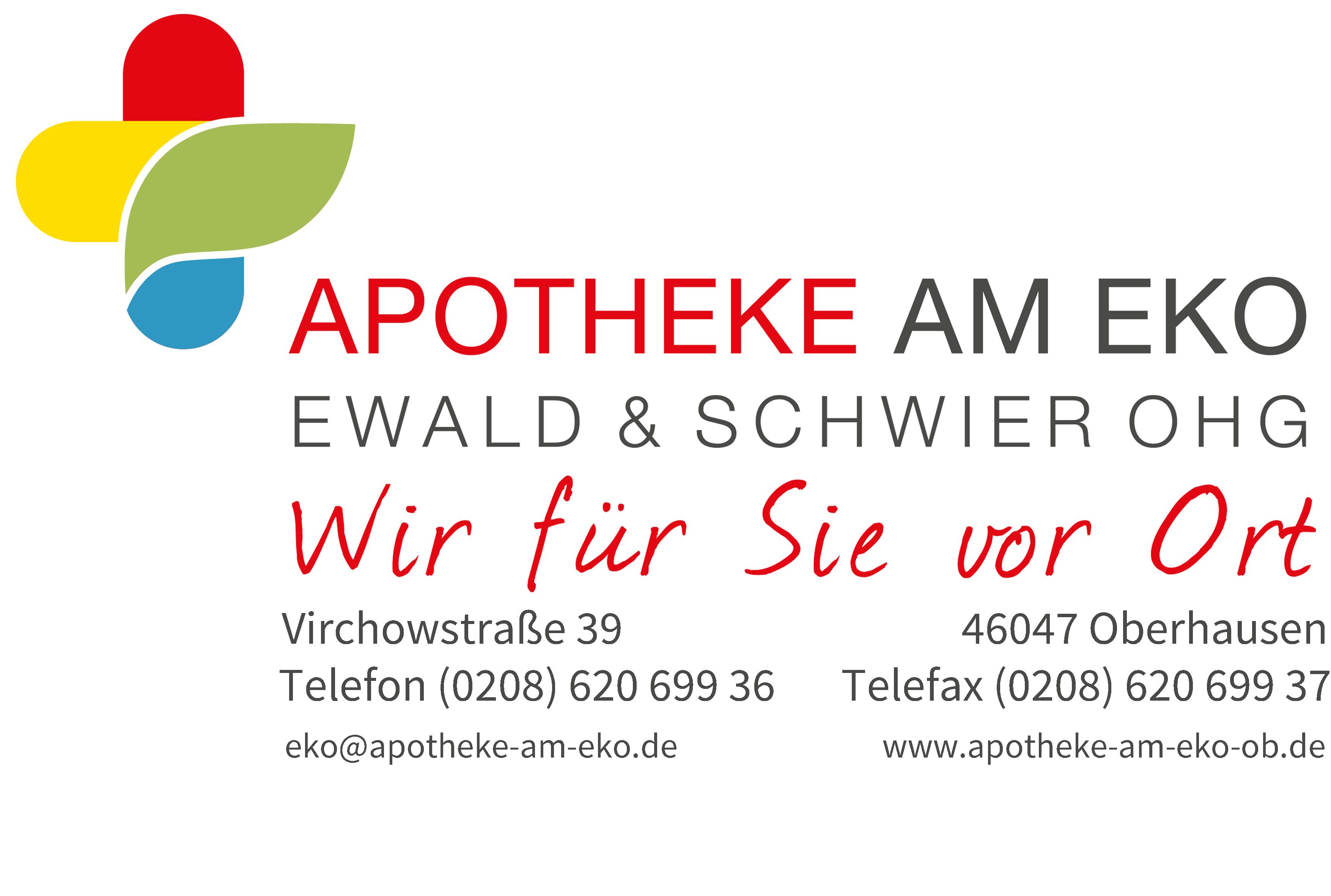 Logo der Apotheke am EKO Ewald & Schwier OHG