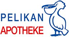 Logo der Pelikan Apotheke