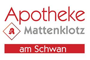 Logo der Apotheke Mattenklotz am Schwan